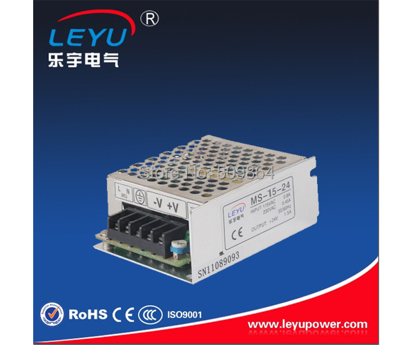 5v 3a power supply 15w single output switching power supply